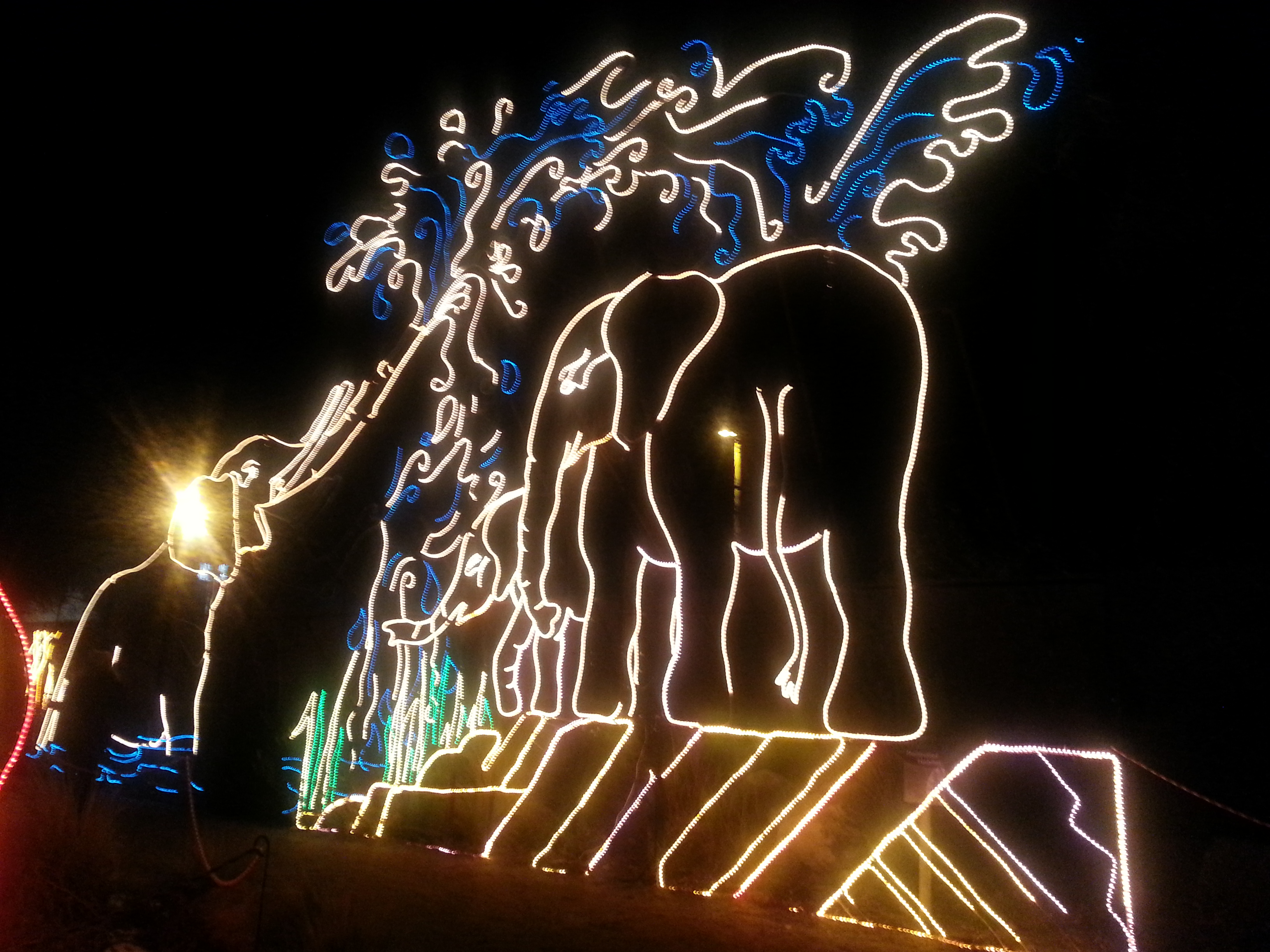 elephant-light-sculpture
