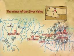 Silver Valley Mines