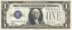 US_$1_1928_Silver_Certificate