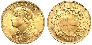 Gold-Swiss-Franc