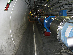 CERN_Large_Hadron_Collider_Switzerland
