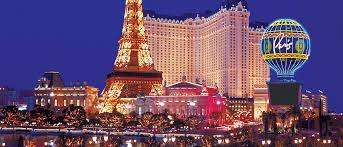 Las Vegas Paris Hotel and Casino