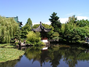 Dr. Sun Yat-Sen Classical Chinese Garden in Vancouver, Canada