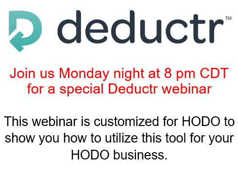 Monday Deductr Webinar