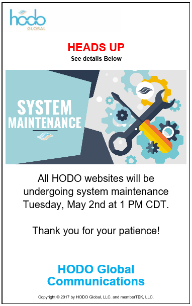 Hodo Global and RYZE.Ai Website Maintenance