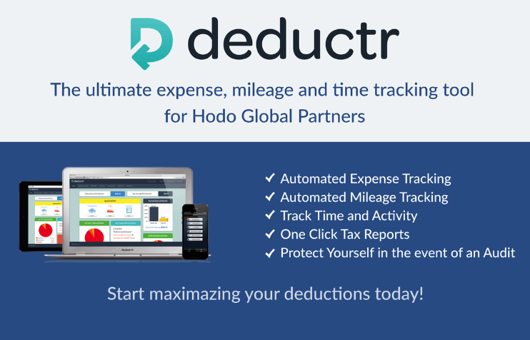 Deductr Expense Tracker