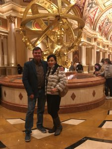 Fun at the Venetian