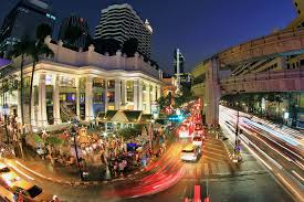 Erawan Shopping Mall Bangkok, Thailand