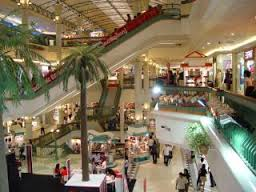Bangkok Erawan Shopping Mall