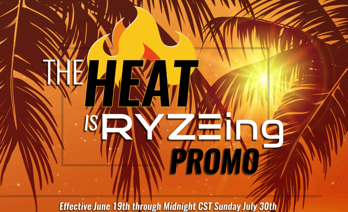 RYZE.Ai Summer Special Promotion