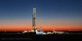 Oil Drilling in Permian Basin