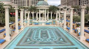 Caesars Palace Pool