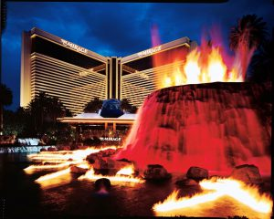 Las Vegas Mirage Hotel and Casino