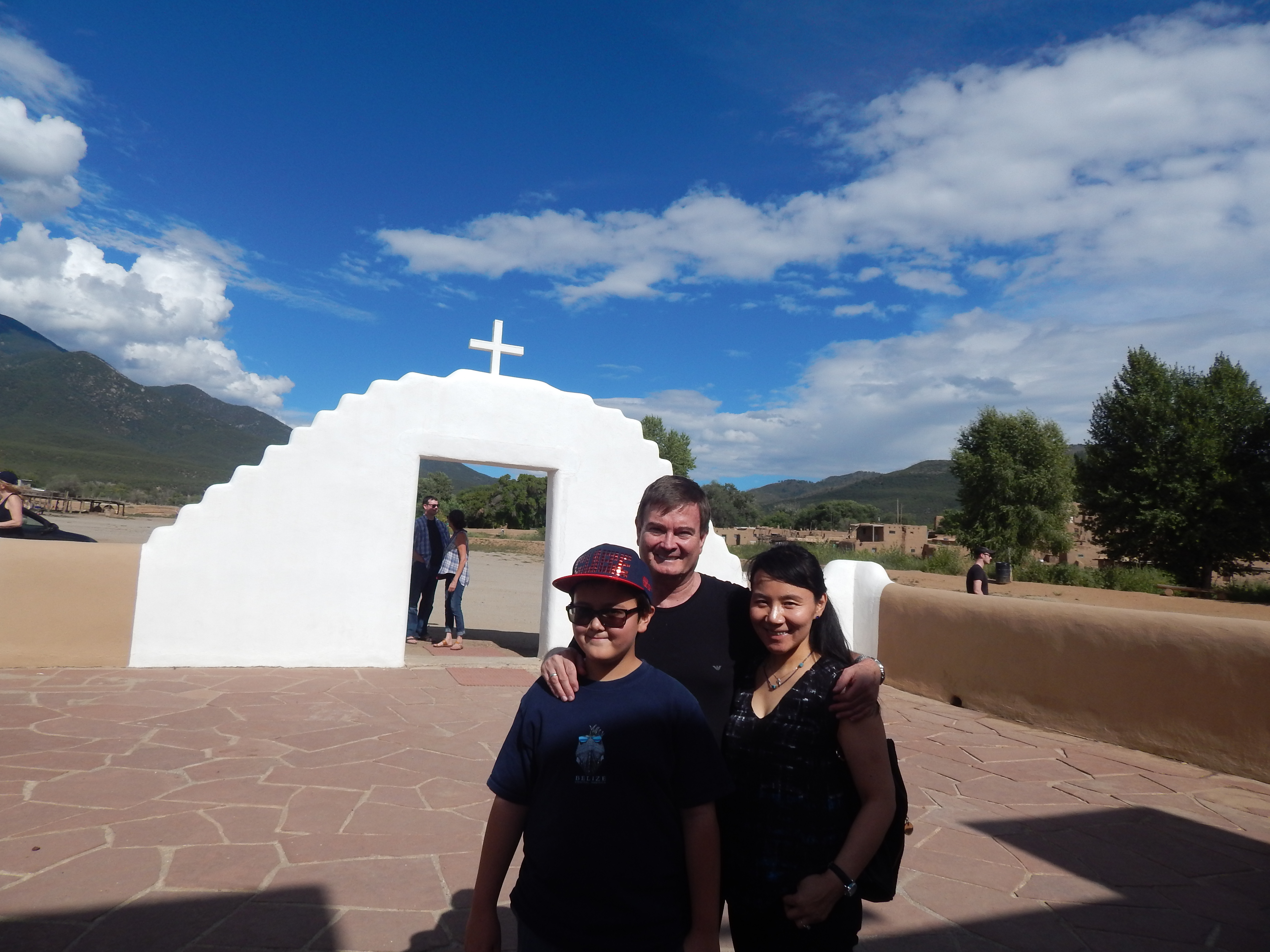 Church at Taos Pueblo