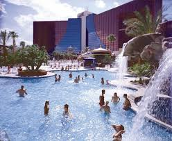 Rio Hotel and Casino Las Vegas Pool