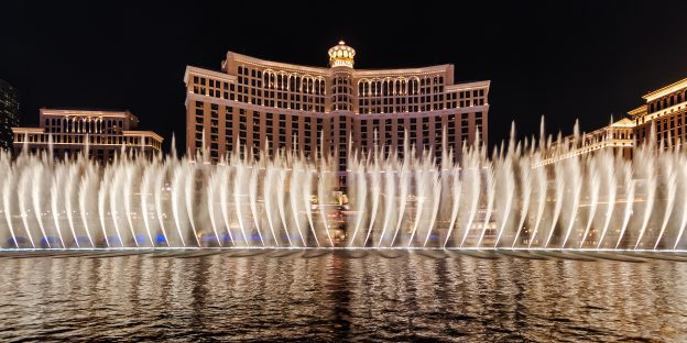 Fountains at the Bellagio, Las Vegas