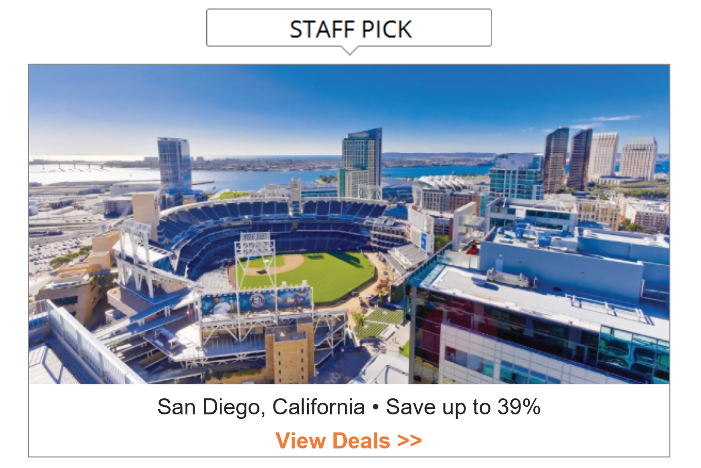 San Diego, CA Deals